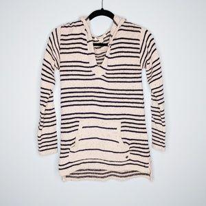 Roxy Knit Striped Sweater
